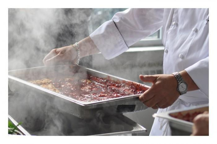 Corporate Catering EnVille Toronto