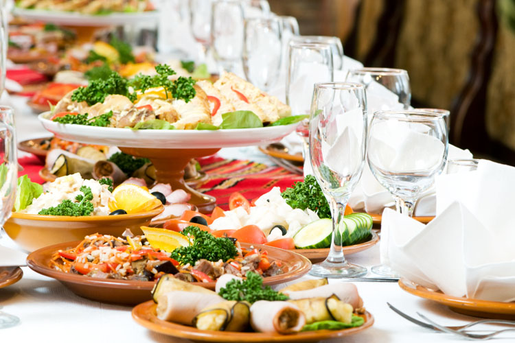 2016 Hottest Catering Trends
