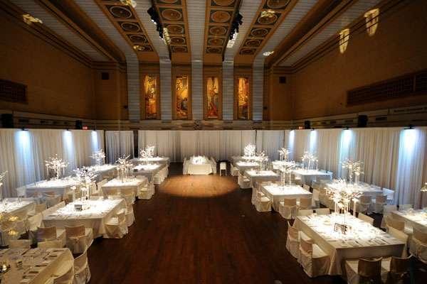 Design Exchange Wedding Catering