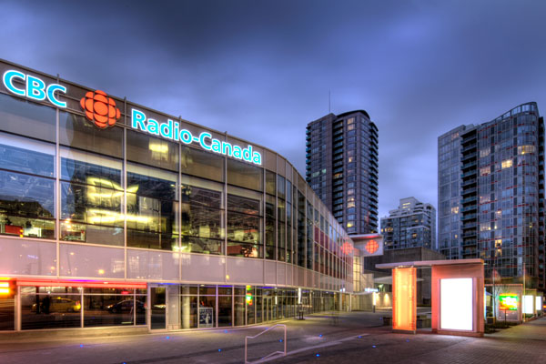 CBC Broadcasting Centre Event Catering