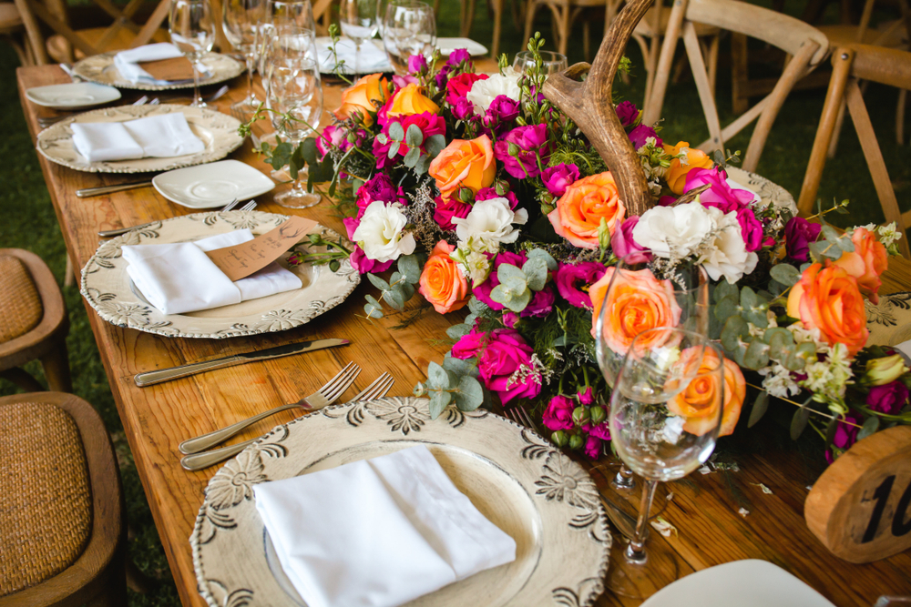 Toronto Catering: Perfect Rustic Weddings