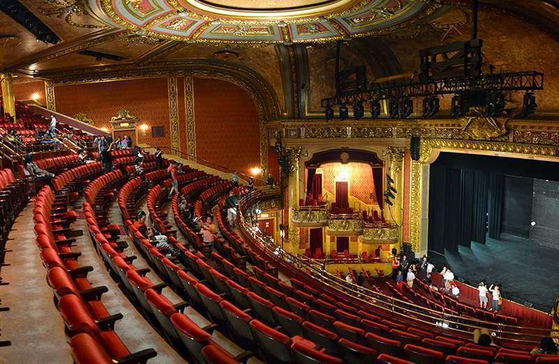 Elgin Winter Garden Theater Catering