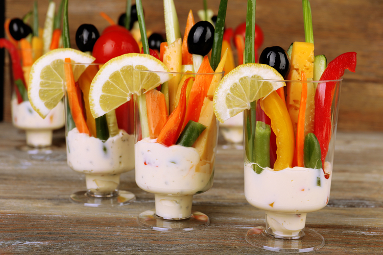 Fresh and Organic Dishes for your Next Party