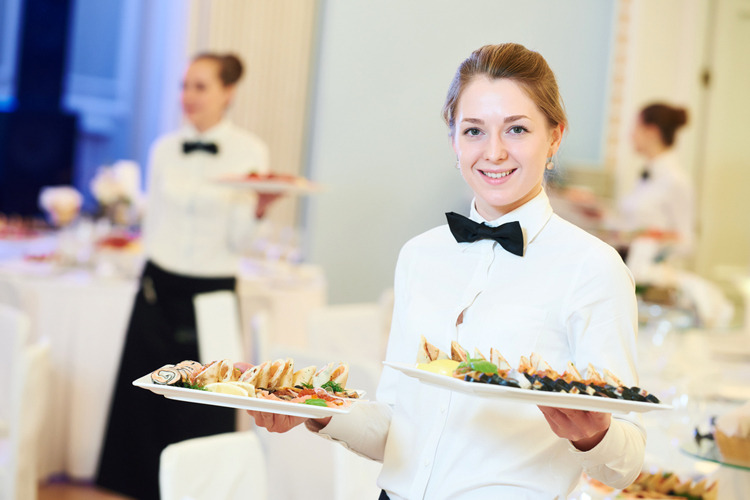 HIRE AN EVENT CATERER