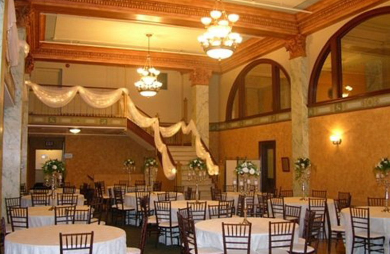 Ontario Heritage Centre Catering