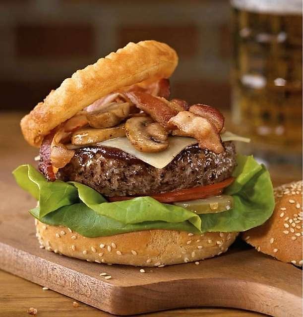 The Burger Cellar