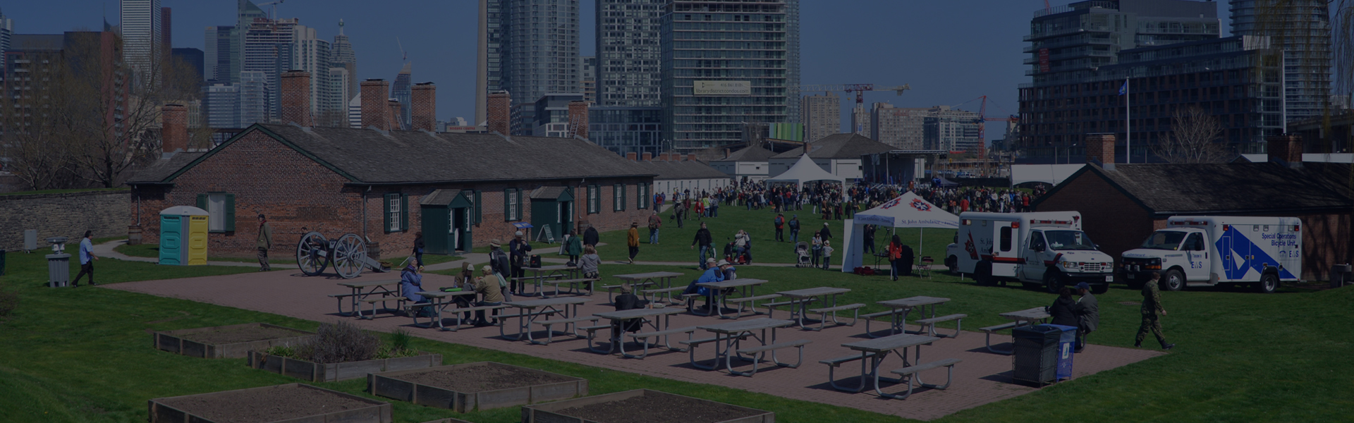 Fort York Wedding Catering