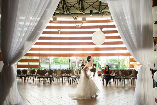 Japanese Canadian Cultural Centre Wedding Catering