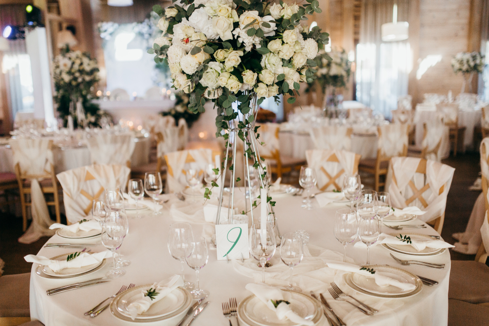 wedding decor  Easy, Beautiful and Breathtaking Wedding Décor