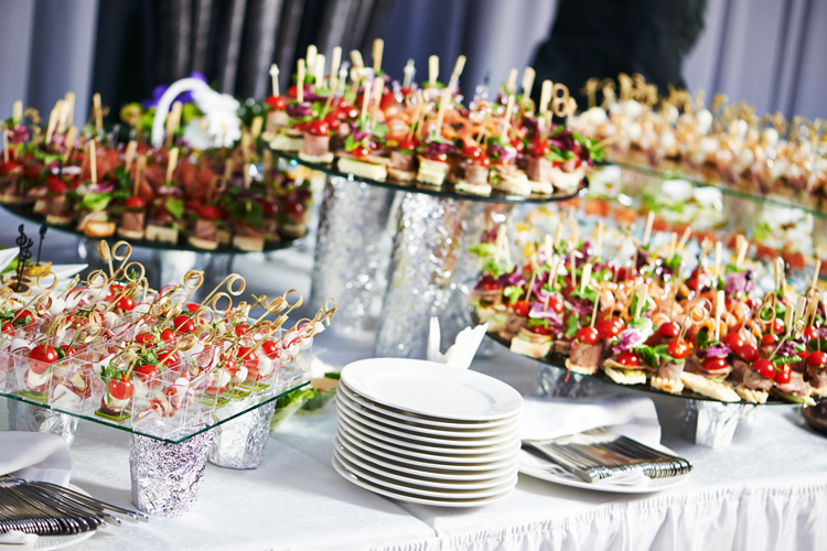 Catering Tips for Corporate Events to Impress Guests