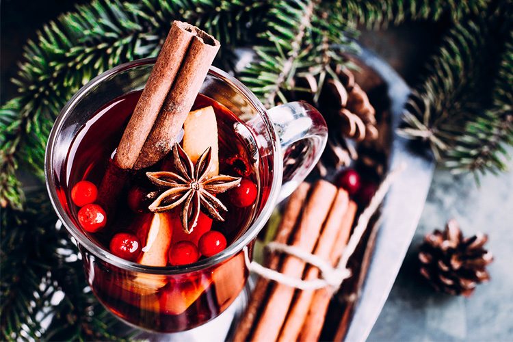 10 Drinks that are NOT Hot Chocolate for your Holiday Party