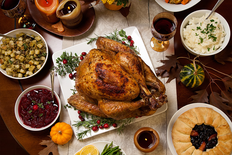 Holiday Catering 2016