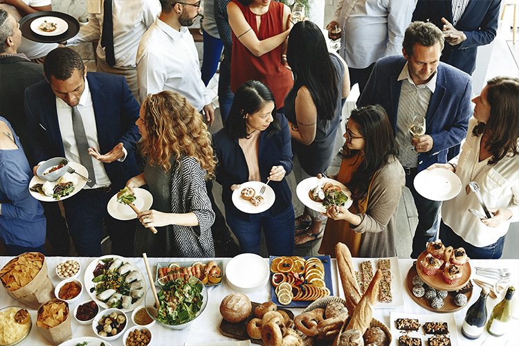 Five Ways a Catering Company can Help you Plan for your Holiday Party