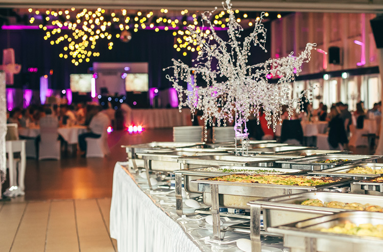 Wedding Caterer in Toronto | en Ville Event Design and Planning