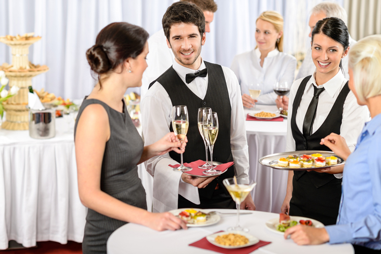 Corporate Event Planning by en Ville Catering