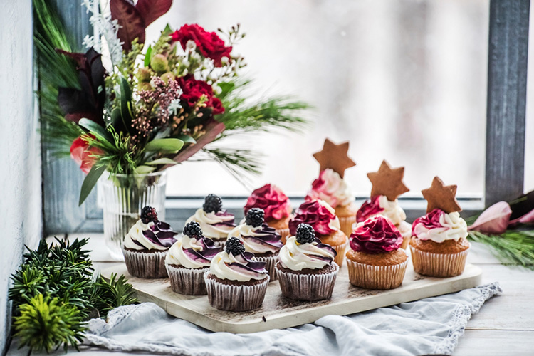 Ten Tips for Holiday Catering