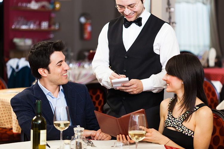 The Top Ten Rules of Fine Dining