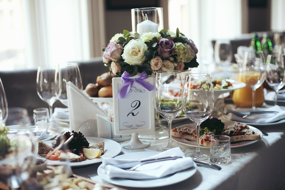 Things Your Wedding Caterer Wishes You Knew