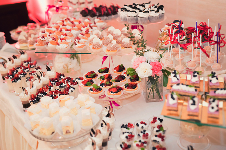 Wedding Desserts Options