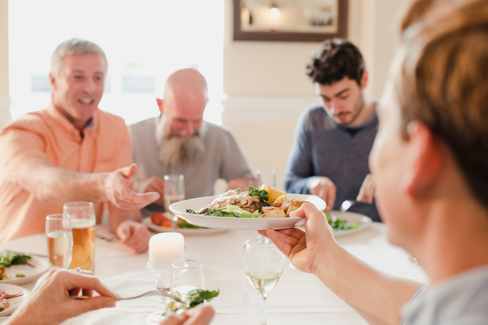 Wedding Mealtimes Do's and Don'ts