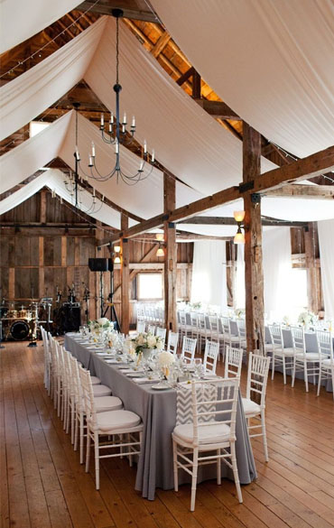 Rustic and Elegant Wedding Theme